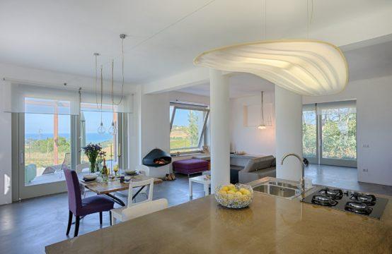 Ulteriore riduzione di prezzo. Casa/B&#038&#x3B;B con splendida vista mare zona Porto San Giorgio