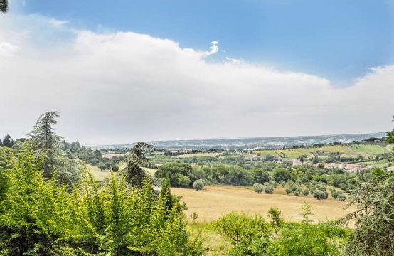 Farmhouse for sale in Le Marche with beautiful sea view