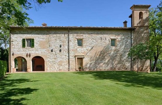 Luxury Countryhouse in ancient convent in Urbino