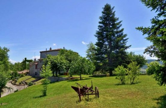 Charming late 19th Century villa with a small vineyard and lake