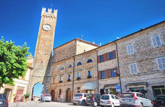 A 2 bedroom house in Santa Vittoria