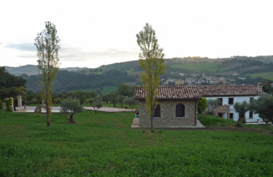 Price Reduced. Partially restored farmhouse for sale in Macerata