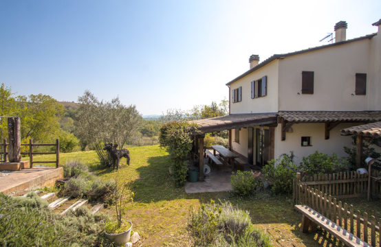 PRICE REDUCED. Farmhouse/Tourist accomodation for sale in Cupramontana