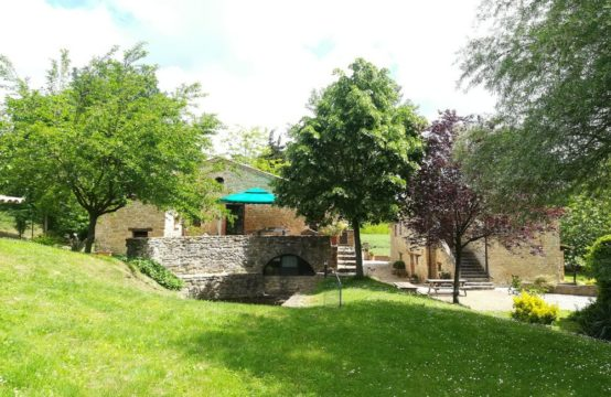 Restored water mill for sale in Penna San Giovanni