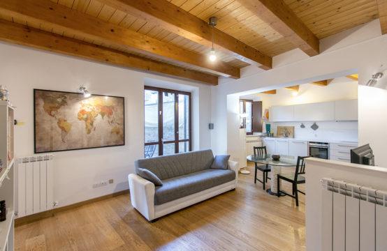 Appartamento a Cupra Alta in palazzo storico ristrutturato