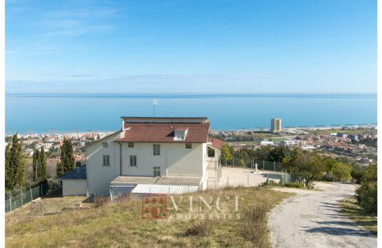 Villa vista mare Capodarco