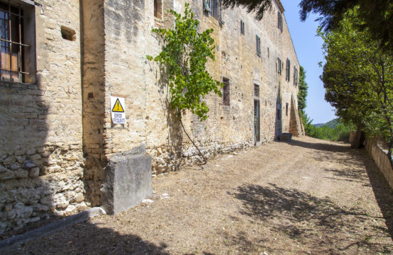 Splendido convento/castello vista mare