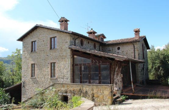 Farmhouse in the province of Rimini