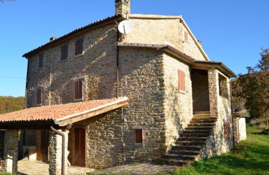 Casale Sant'Agata – Portion of farmhouse