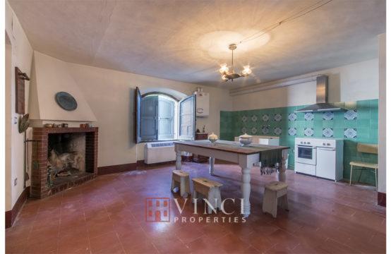 Grande appartamento in antica villla – Civitella del Tronto