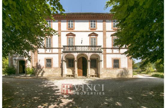 Apartment in historic villa – Civitella del Tronto