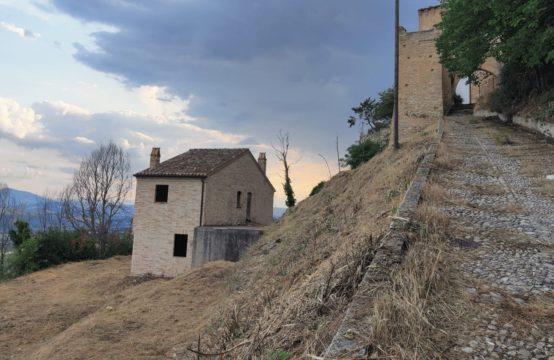 Farmhouse in towncenter
